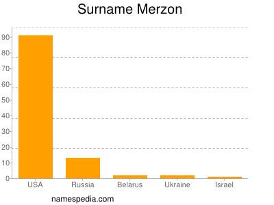 Surname Merzon