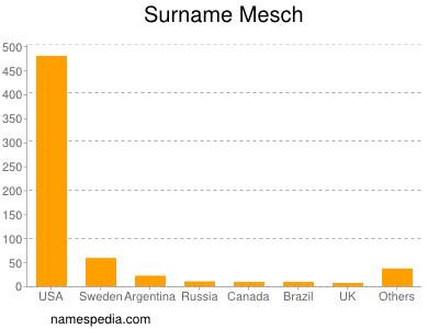 Surname Mesch