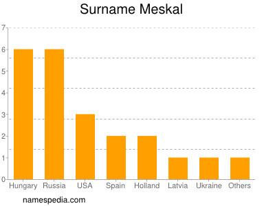 Surname Meskal