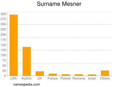 Surname Mesner