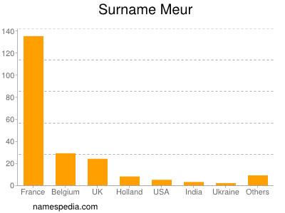 Surname Meur