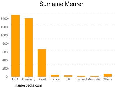 Surname Meurer