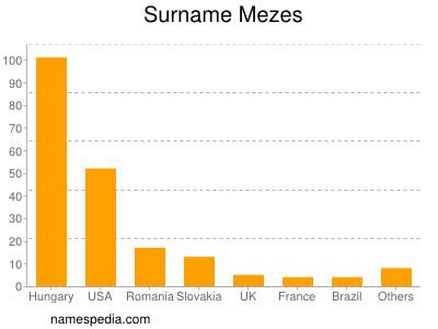 Surname Mezes
