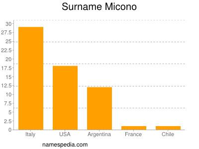 Surname Micono