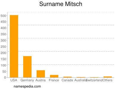 Surname Mitsch