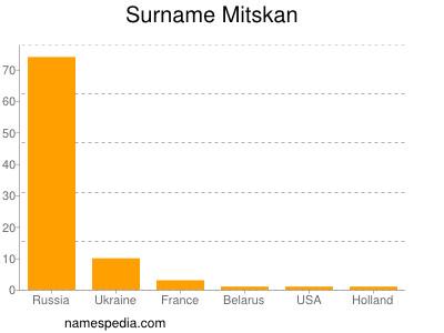 Surname Mitskan