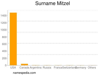 Surname Mitzel