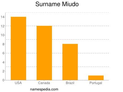 Surname Miudo