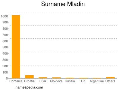 Surname Mladin