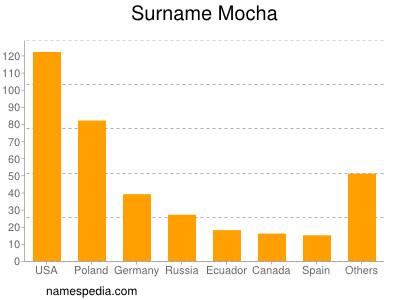 Surname Mocha