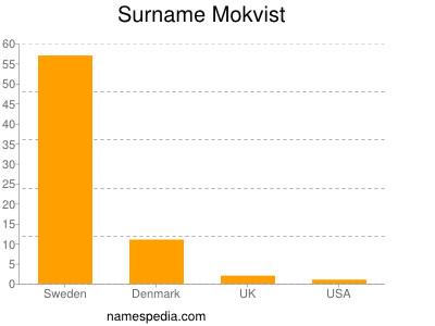 Surname Mokvist