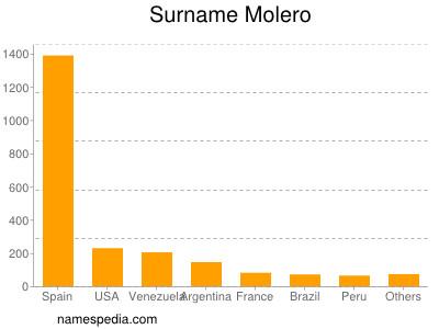 Surname Molero