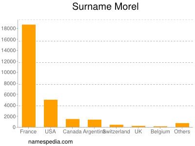 Surname Morel