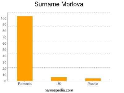 Surname Morlova
