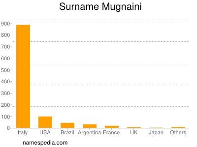 Surname Mugnaini