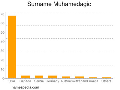 Surname Muhamedagic
