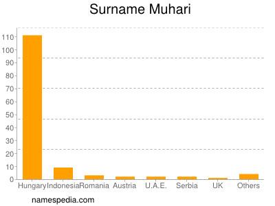 Surname Muhari