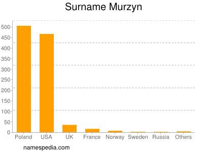 Surname Murzyn