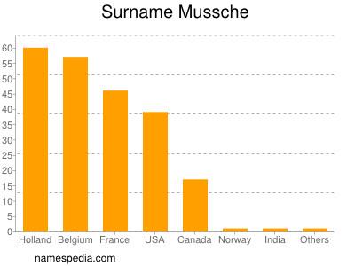 Surname Mussche