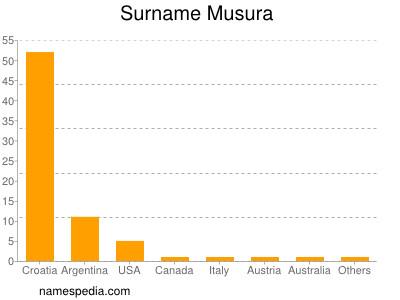 Surname Musura
