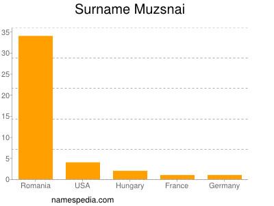 Surname Muzsnai