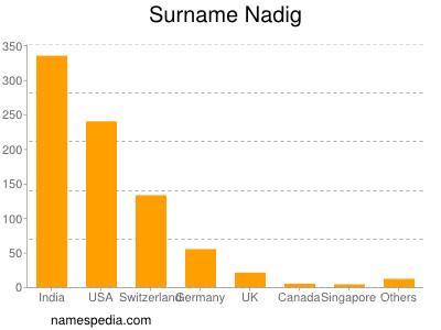 Surname Nadig