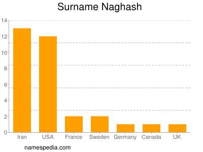 Surname Naghash