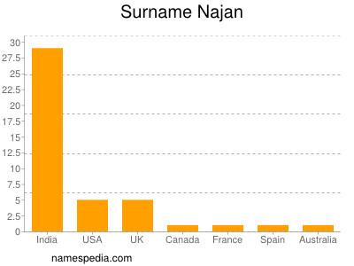 Surname Najan