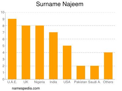 Surname Najeem