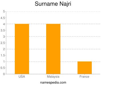 Surname Najri