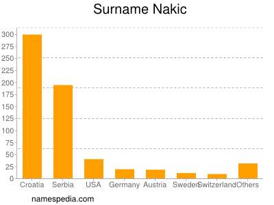 Surname Nakic