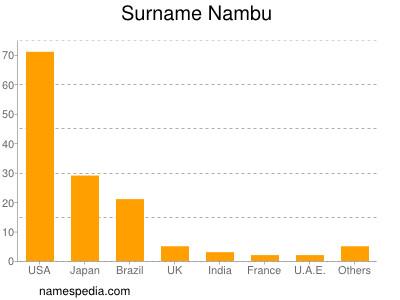 Surname Nambu