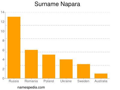 Surname Napara