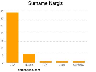 Surname Nargiz