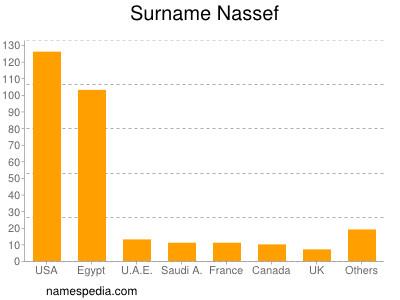 Surname Nassef