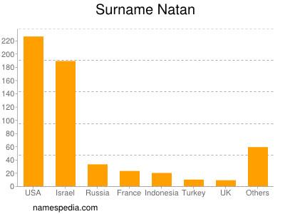 Surname Natan