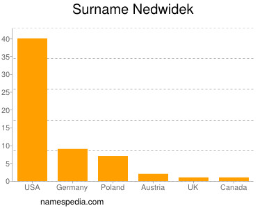 Surname Nedwidek
