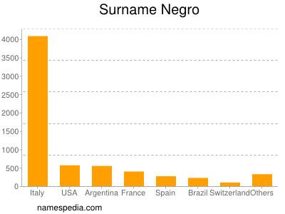 Surname Negro