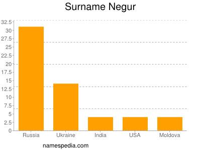 Surname Negur