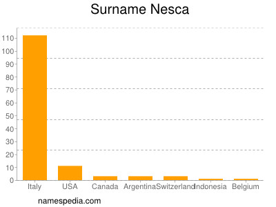 Surname Nesca