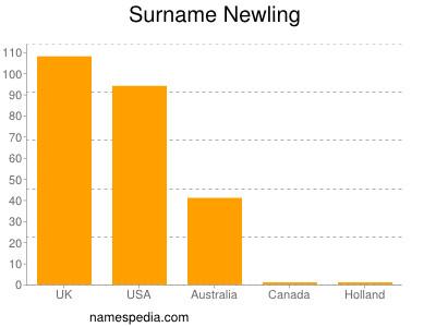 Surname Newling