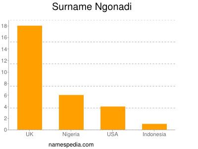 Surname Ngonadi