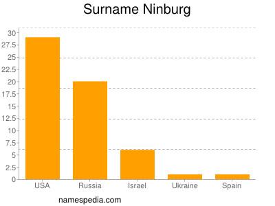 Surname Ninburg