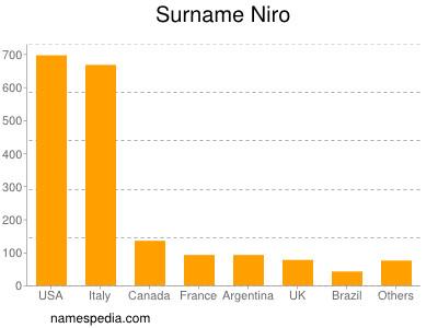 Surname Niro