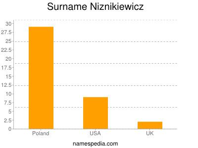 Surname Niznikiewicz