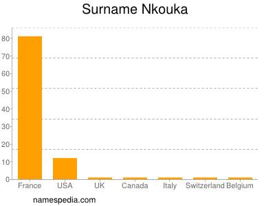 Surname Nkouka