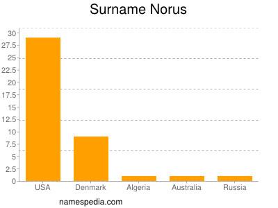 Surname Norus