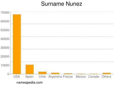 Surname Nunez