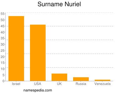 Surname Nuriel