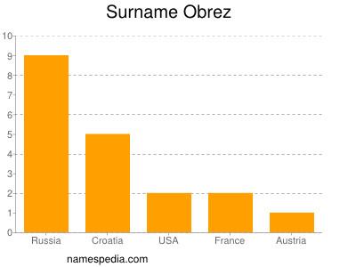 Surname Obrez